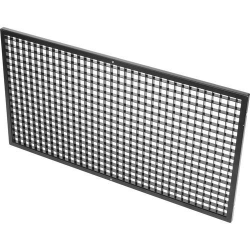 YeGrin Black Louver for Volcano 200 LED Panel