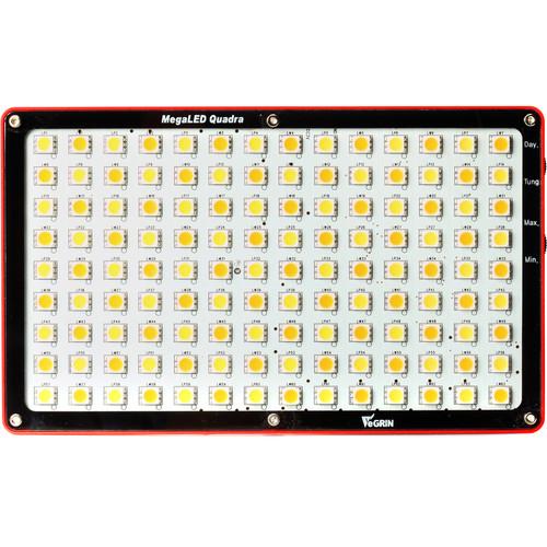 YeGrin MegaLED 10W Quadra LED Light Fixture