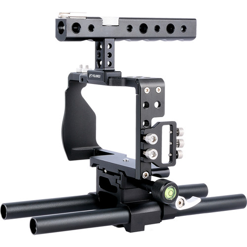YELANGU KMINI Camera Cage A6300/6500
