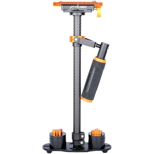 YELANGU Handheld DSLR Camera Stabilizer (Orange)