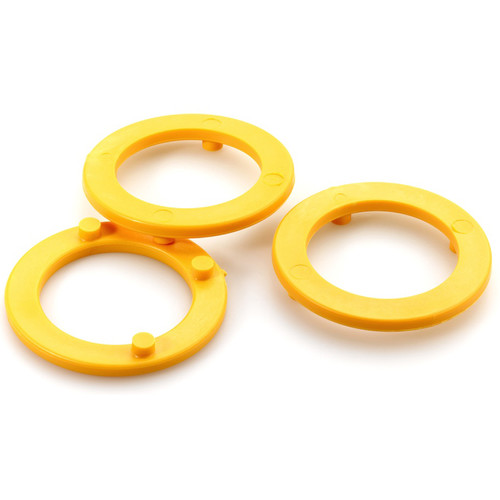 Yellowtec m!ka Yellow Spacer (Pack of Ten)