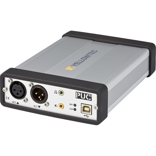Yellowtec PUC2 - USB 2.0 Audio Interface