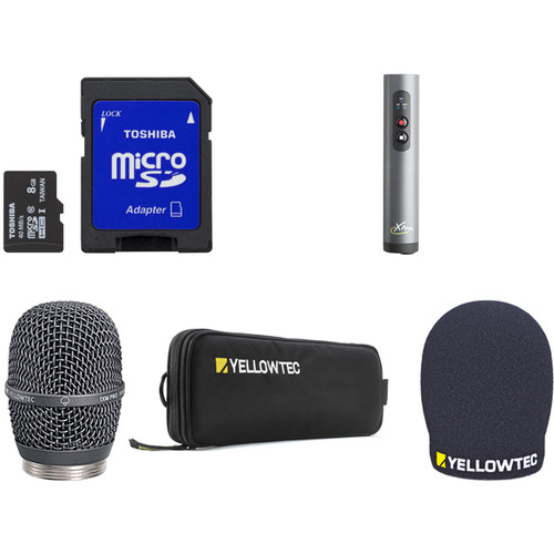 Yellowtec YT5260 iXm Bundle with Supercardioid Pro Line Head