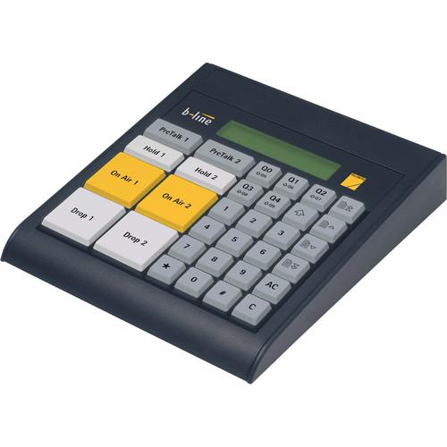 Yellowtec b-line XT Dualline Phone System Keypad