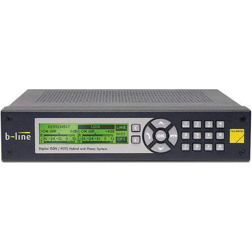 Yellowtec b-line XT Dualline Digital Hybrid & Phone System