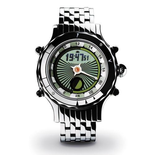 Yes Watch L103.4 Kundalini Watch (Mirror Polish Finish)