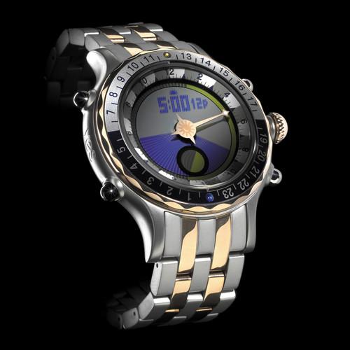 Yes Watch U103.4 Marine Zulu 4.0 Watch (Rose Gold)