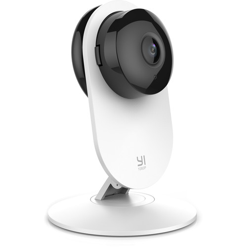 YI Technology 1080p Wi-Fi Camera with Night Vision (2-Pack)