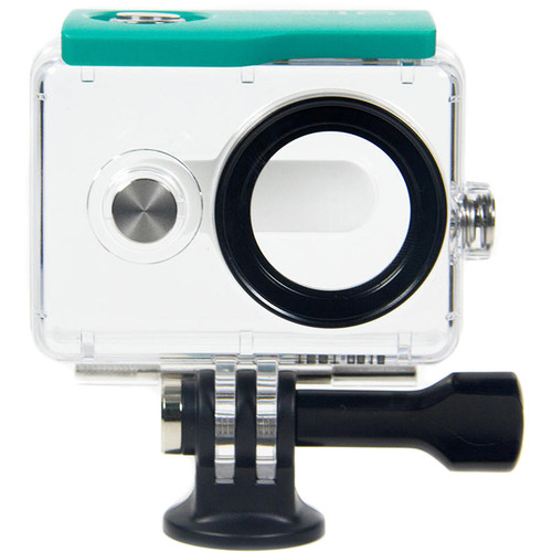 YI Technology Waterproof Case for Action Camera (Green Latch)