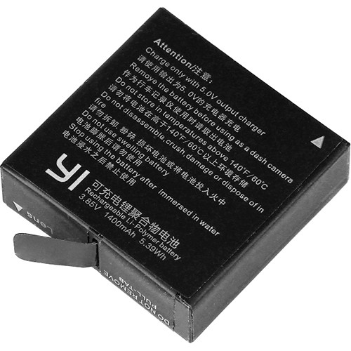 YI Technology Rechargeable Battery for 4K Action Camera