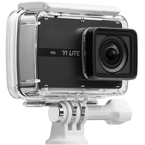 YI Technology LITE Action Camera with Waterproof Case