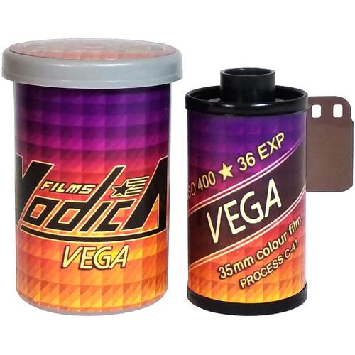 Yodica Vega 400 Color Negative Film (35mm Roll Film, 36 Exposures)