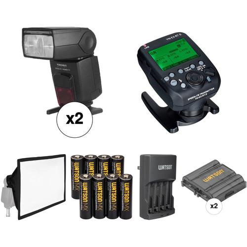 Yongnuo YN568EX III Speedlite Wireless Flash Kit