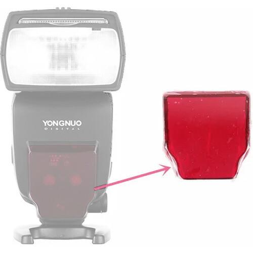 Yongnuo Red Sensor Cover for YN-685 Speedlites