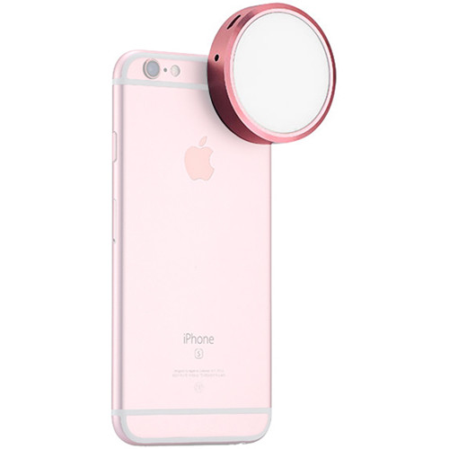 Yongnuo YN06 Smartphone LED Flash (Rose Gold)