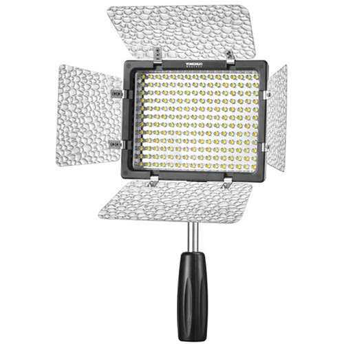 Yongnuo YN-160 IIIC On-Camera Light (5500K)
