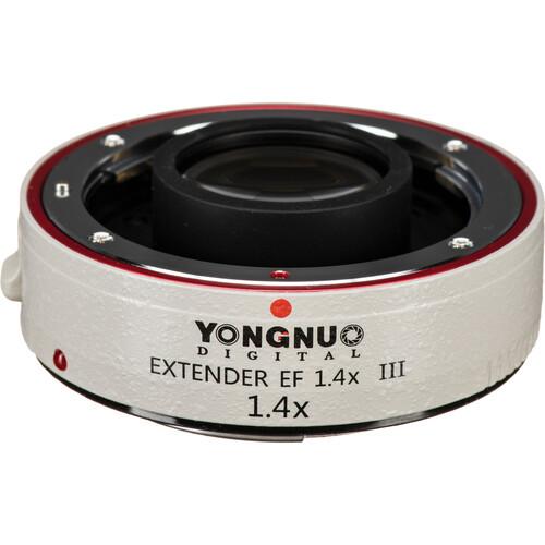 Yongnuo - Extender EF 1.4x III Teleconverter