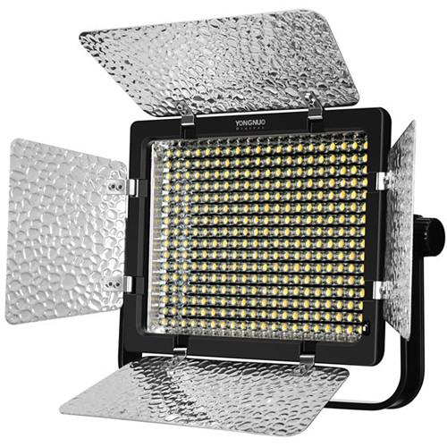 Yongnuo YN320 LED Variable-Color On-Camera Light (3200/5500K)
