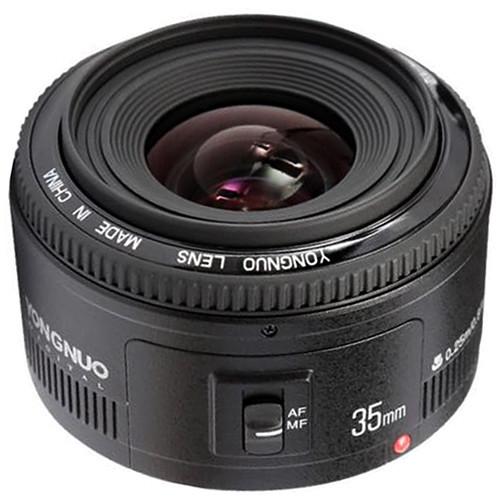 Yongnuo YN 35mm f/2 Lens for Canon EF