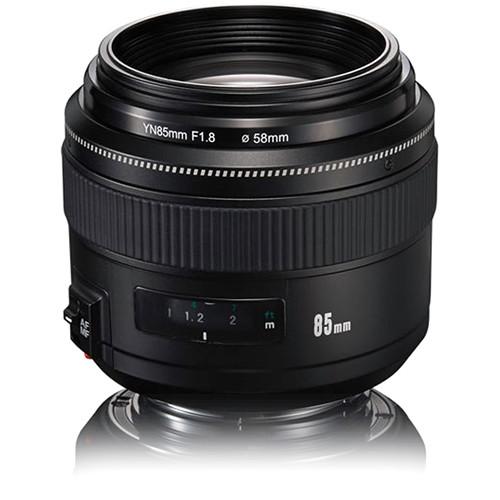 Yongnuo YN 85mm f/1.8 Lens for Canon EF