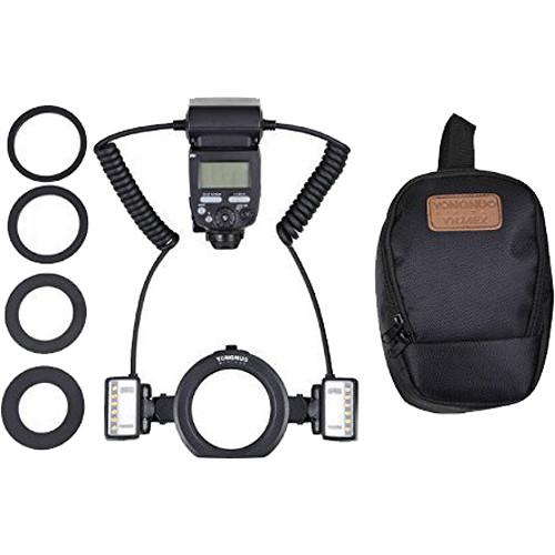 Yongnuo YN-24EX TTL Macro Flash for Canon Cameras