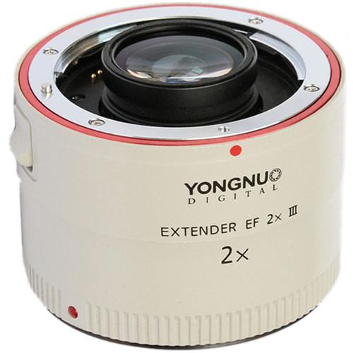 Yongnuo Extender EF 2X III Teleconverter