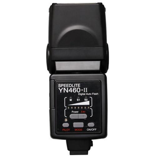 Yongnuo YN460-II Manual Speedlite for Sony/Minolta Cameras