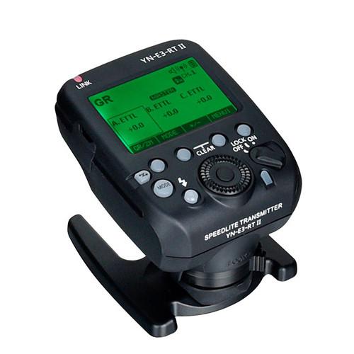 Yongnuo YN-E3-RT II Wireless Speedlite Transmitter for Canon