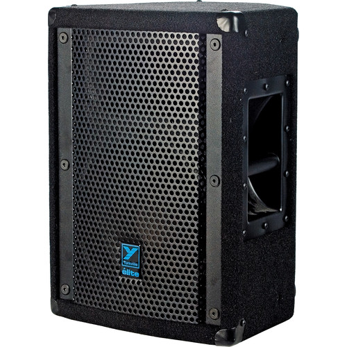 Yorkville Sound E10P Elite Series Powered Loudspeaker (325 W, Black Ozite Carpet Finish)