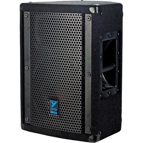 Yorkville Sound E10PB Elite Series Powered Loudspeaker (325 W, Black Ultrathane Painted Finish)