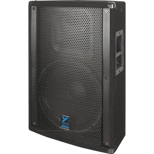 "Yorkville Sound E15 Elite Series 15"" Loudspeaker (700 W, Black Ozite Carpet)"