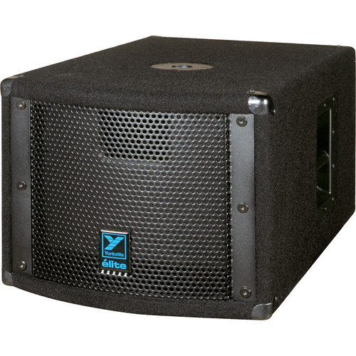 "Yorkville Sound LS200P 10"" Elite Series Powered Subwoofer (200W)"