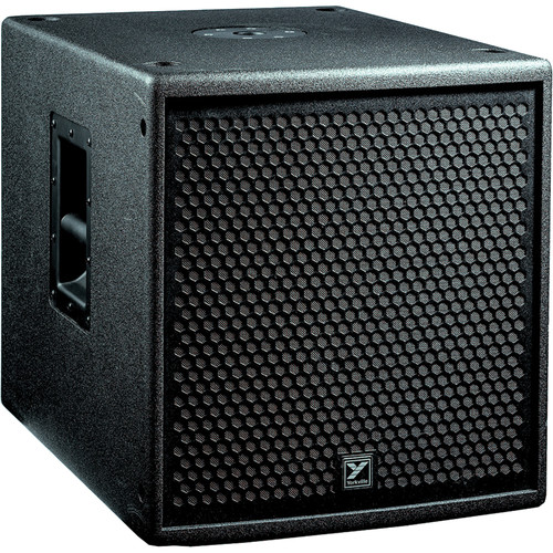 """Yorkville Sound PS15S 15"""" Parasource Powered Subwoofer (1000W)"""