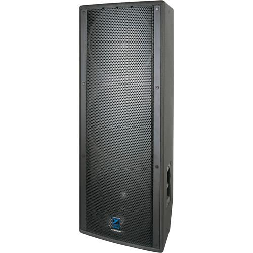 Yorkville Sound Unity Passive Series U215 3-Way 1800W Bi-Amp Loudspeaker (Black Ultrathane)