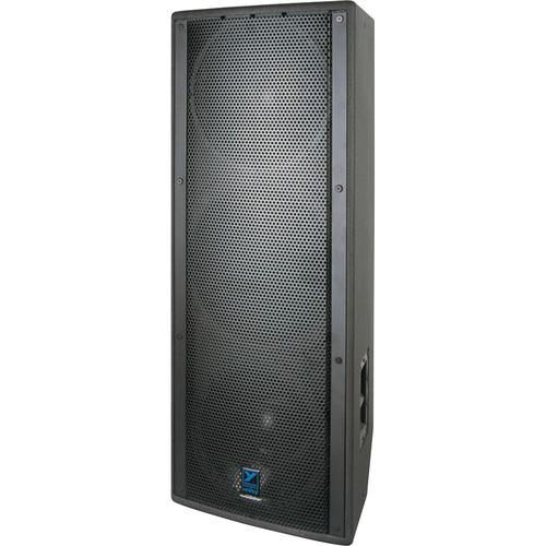 Yorkville Sound Unity Passive Series U215 3-Way 1800W Bi-Amp Loudspeaker (Black Ozite)