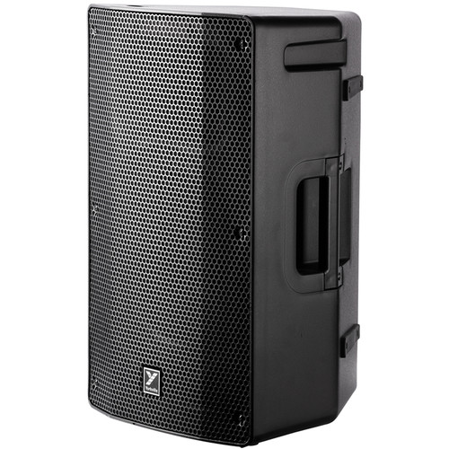 "Yorkville Sound YXL 1-12""/90x60 Degree Horn/Powered 500W Porgram/1000W Peak Amp with DSP and Bluetooth"