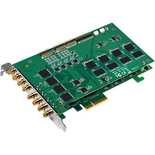 YUAN SC542N4 8-Channel PCIe x4 SDI Capture Card