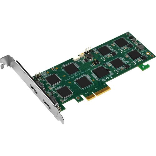 YUAN 2-Channel 4K HDMI Capture Card