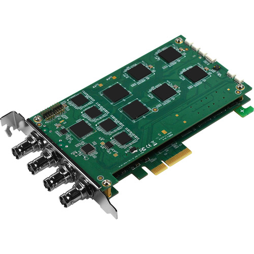 YUAN 4-Input 6G-SDI Capture Card