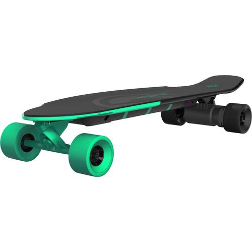 YUNEEC E-GO2 Electric Longboard (Deep Mint)