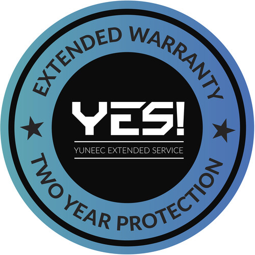 YUNEEC YES! Extended 2-Year Warranty for Typhoon H Hexacopter