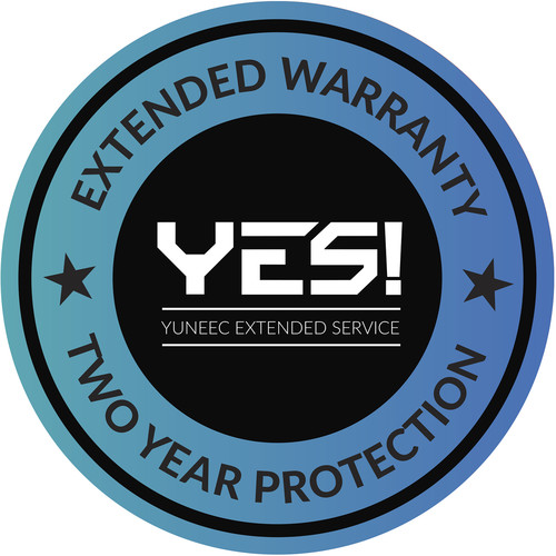 YUNEEC YES! Extended 2-Year Warranty for Typhoon H Hexacopter with RealSense