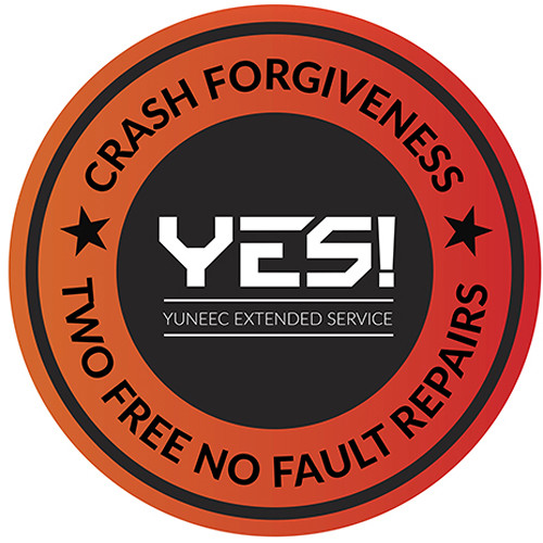 YUNEEC Yes Crash Forgiveness (Mantis Q)