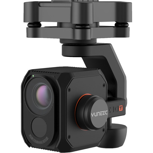 YUNEEC E10T Thermal & Optical PTZ Gimbal Camera with 9.1mm Thermal Lens for H520 Hexacopter