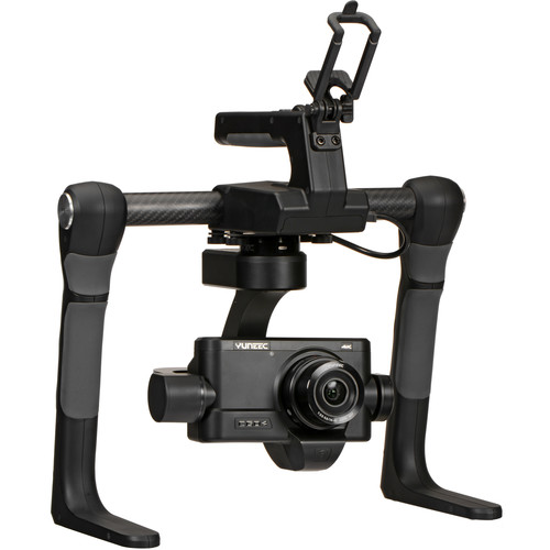 YUNEEC ProAction+ CGO4 3-Axis Gimbal Camera System with Aluminum Case
