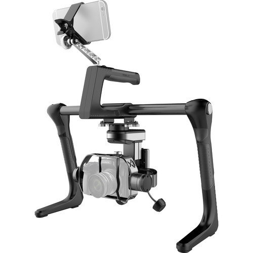 YUNEEC GB603 Gimbal for Panasonic GH4 with Video Transmitter, Steady Grip, and Case