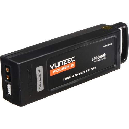 YUNEEC 5400mAh 3S LiPo Flight Battery for Q500 4K Quadcopter