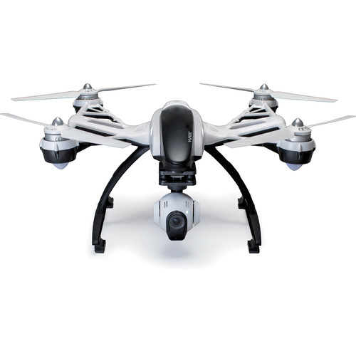 YUNEEC Q500+ Typhoon Quadcopter with CGO2-GB Camera and Aluminum Case (RTF)