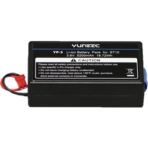 YUNEEC 5200mAh 1S LiPo Battery for ST10 Personal Ground Station