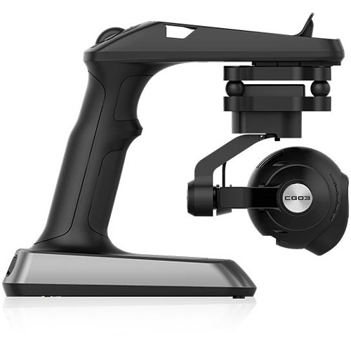YUNEEC Typhoon ActionCam Handheld Camera and 3-Axis Gimbal with Case